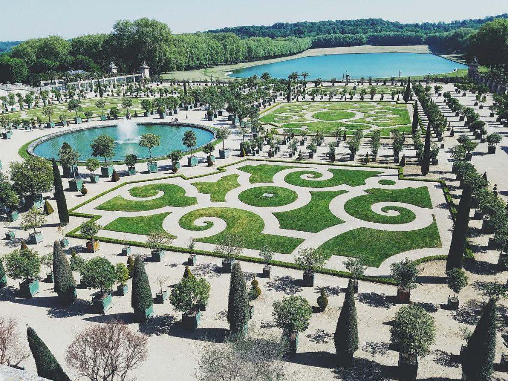 Versailles France, Versailles gardens