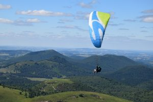Auvergne sports tourism