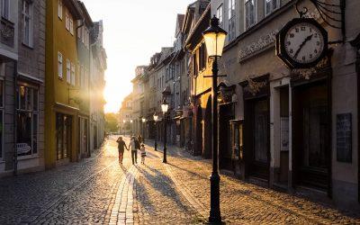 Walking Tours in France