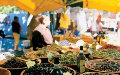 French Market Culture: Buying Fresh in France!